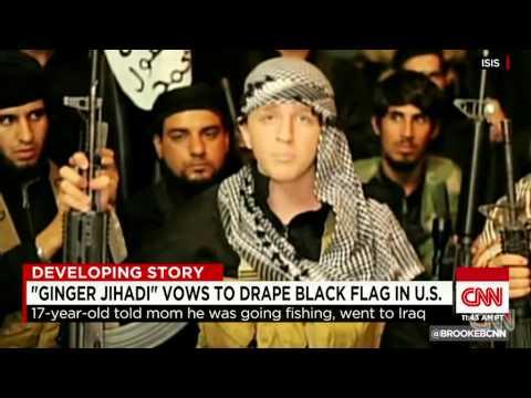 Ginger Jihadi
