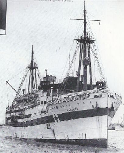 Hospital Ship Manunda