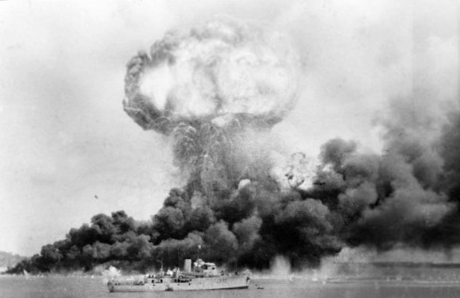 Japanese bombing of Darwin