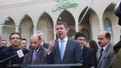 Muslim Appeaser Mike Baird
