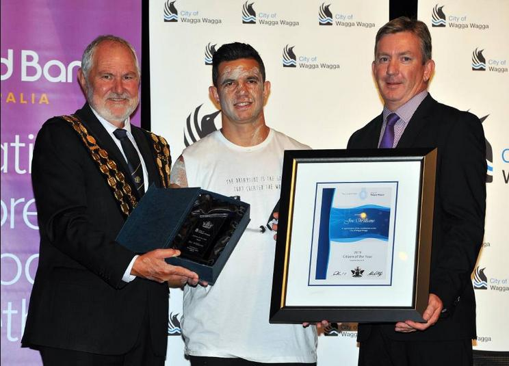 Wagga Wagga Citizen of the Year 2016
