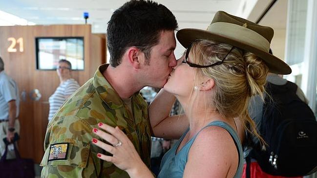 Australian soliders doing us proud