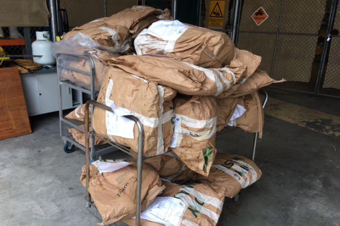 Cannabis Shipment