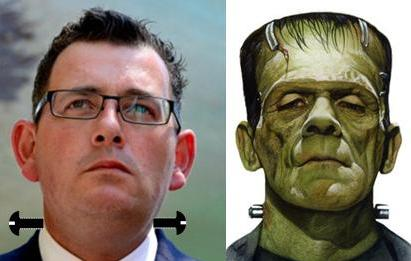 Daniel Andrews Monster Rail