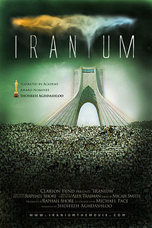 Iranium, and anti-Iranian propaganda film
