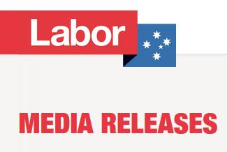 Labor Party Media Release