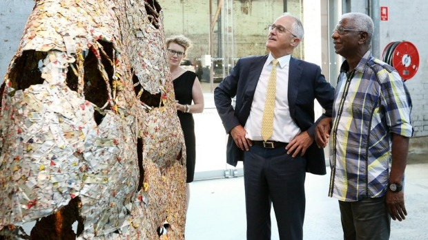 Malcolm Turnbull wasting taxpayers money