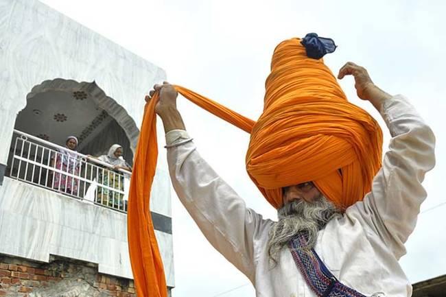 Suicide Turban