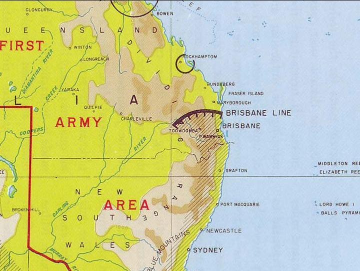 The Brisbane Line