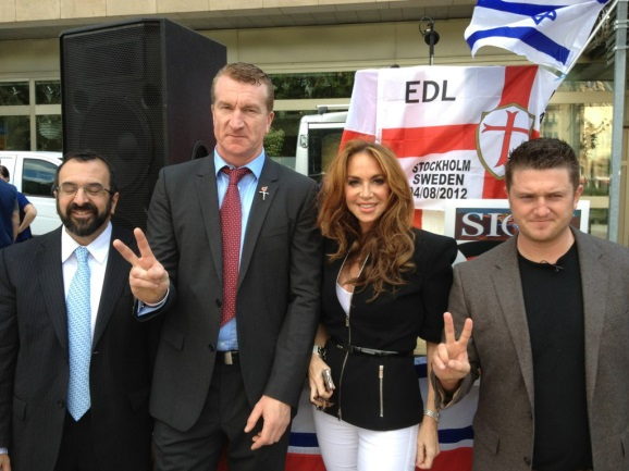 The EDL's 'British' Roots