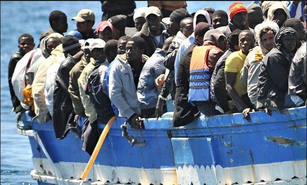 African Rapists inbound