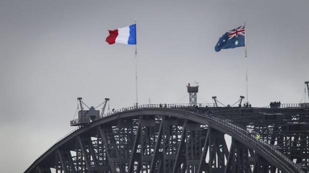 Australian French Naval Bond