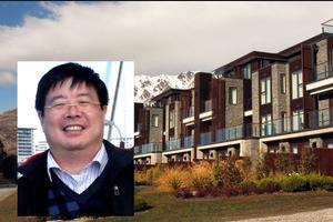 Chinese billionaire Zhaobai Jiang