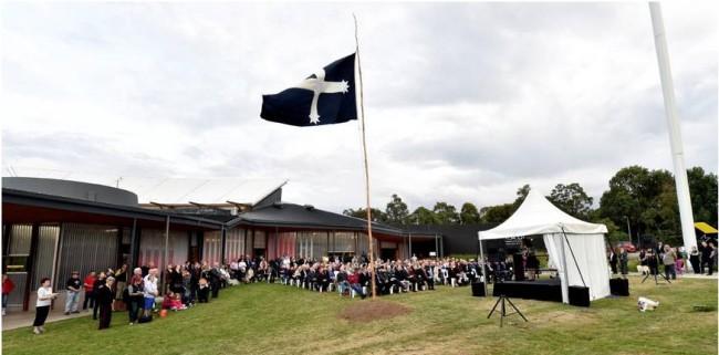 Eureka Flag Commemoration 2014