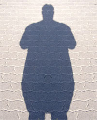 Fat Man Shadow