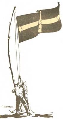 Flying Eureka against Union Tyranny and Corruption