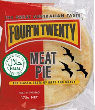 Four'n Twenty Pies all now halal