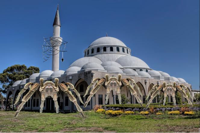 Melbourne Mosque