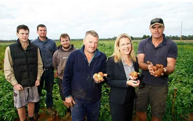 Potato Growers Association WA