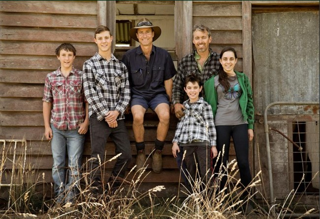 Potato Growing Families of WA