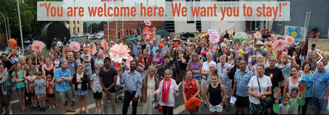 Rural Australians for Refugees - Ballaarat Sect