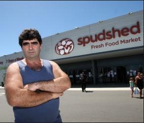 SpudShed