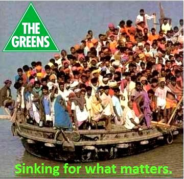 The Australian Greens, Standing for What Matters