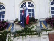 Villers Bretonneux Town Hall