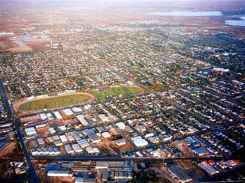 City of Mildura population 50000