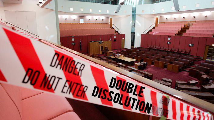 Double Dissolution 2016