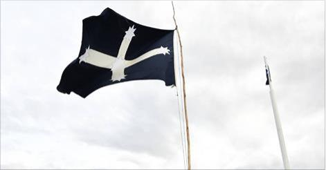 Eureka Flag of Australian Nationalists