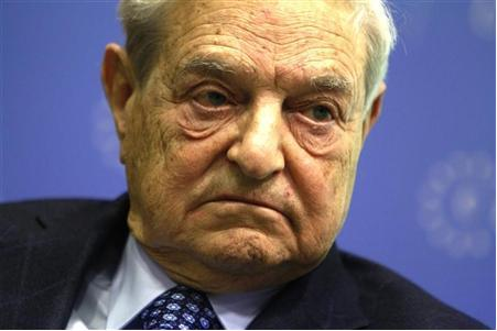 George Soros Carlyle Group