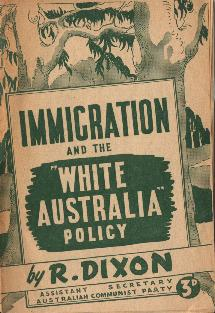 Immigration and White Australia