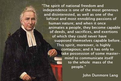 John Dunmore Lang