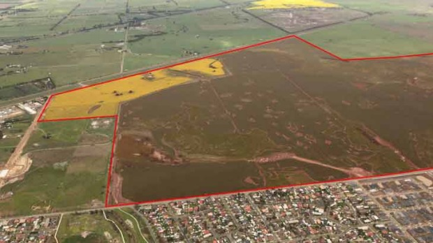 Lalor under immigrant sprawl invasion