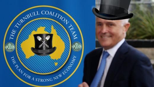 The Turnbull Coalition Team