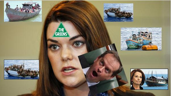 Greens for Boats