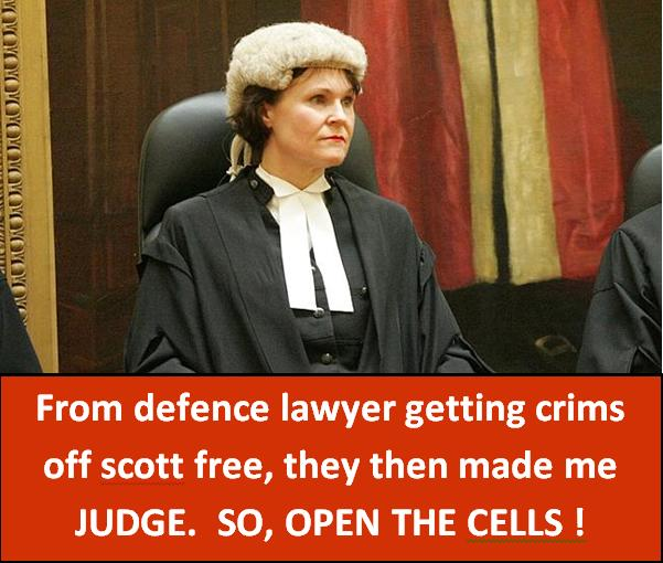 Judge Leanne Clare