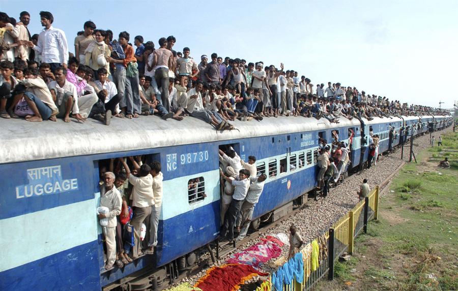 Melbourne Train Load Standard