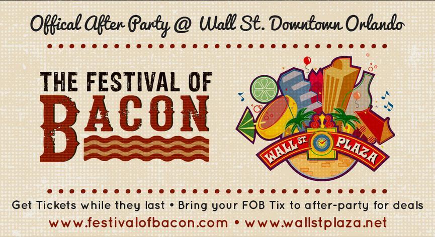 The Ramadan Festival of Bacon