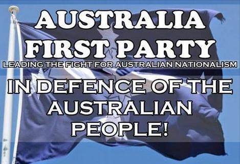 Australia First Party in Defence of the Australian People