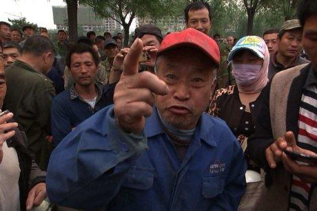 Chinese Unemployment