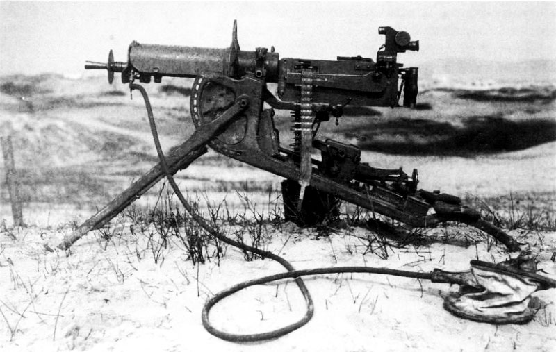 German Maxim MG08