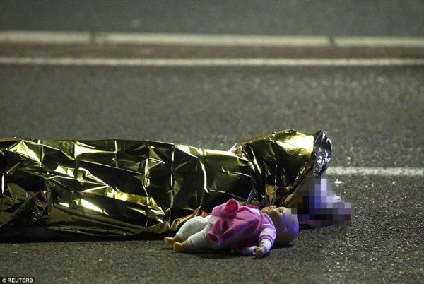 Islamic Terror Massacre in Nice 2016