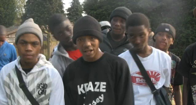 Nigger Gang