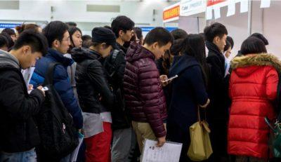 Underemployed Chinese