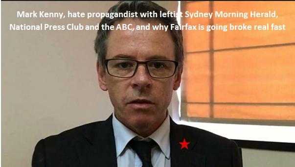 Mark Kenny (journalist)