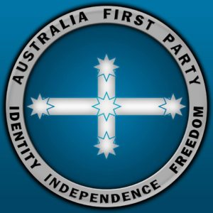 australia-first-party-eureka-flag-nationalist-logo