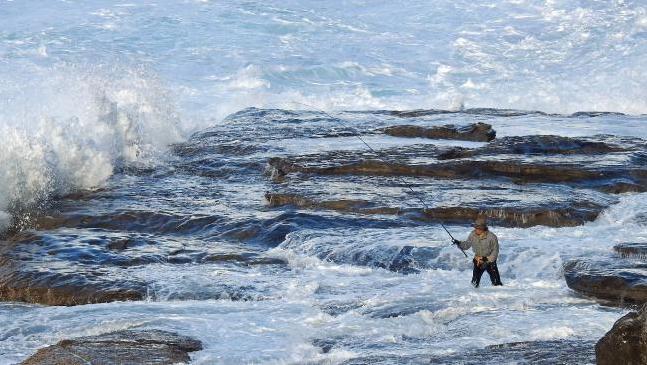 rock-fisher-shelly-beach