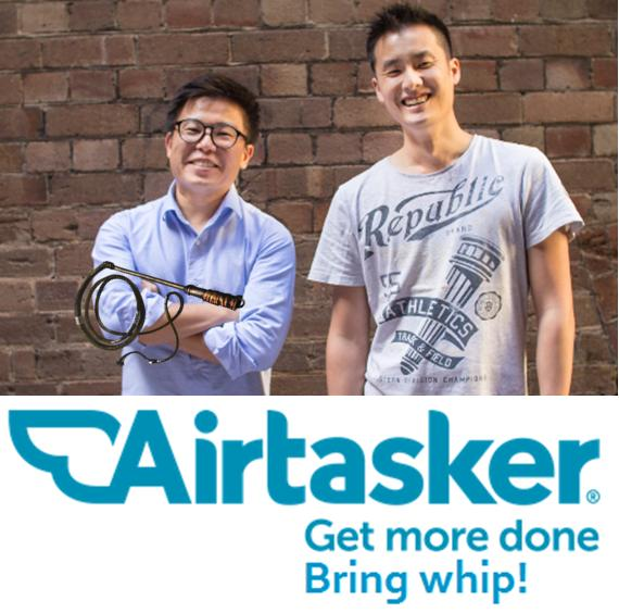 Airtasker a subhuman Chinese concentration camp – deport the